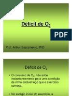 Deficit de O2