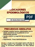 6619944 Indicadores Epidemiologicos Tasas Proporciones