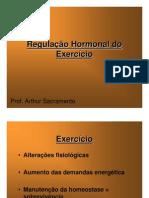 Resposta hormonal ao exercício