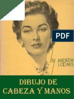 Andrew Loomis - dibujo de cabeza y manos (Español)