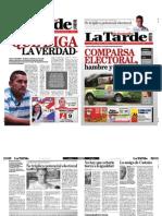 La Tarde Edicion 237 - Octubre de 2011