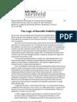 von Glaserfeld- The logic of Scientific fallibility
