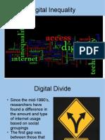 Digital Inequality Assignment Group Zeta