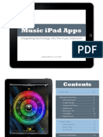 iPad Music Education Apps