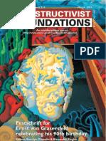Constructictivist Foudautions 4