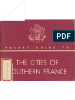 Pocket Guide to the Cities of Southern France