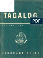 TM 30-340 Tagalog Language Guide 1944