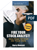 Fire Your Stock Analyst[1]