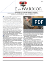 Colorado Voice of the Warrior - Oct 2011