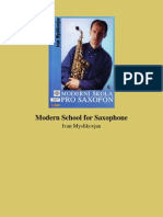 Modern School for Saxophone