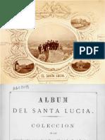 Album Cerro Santa Lucia