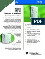 SB4200 Data Sheet