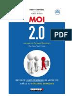 Extrait Livre Moi 2.0 Devenez l'entrepreneur de votre vie grâce au Personal Branding