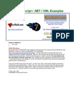 Manifold Script Examples