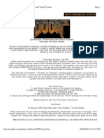 UpsetChaps Doom3 Guide - Framerate and Visual Tweaks