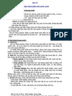 lịch sử lớp 12 -  Bài 15 - PHONG TRÀO DÂN CHỦ 1936 - 1939