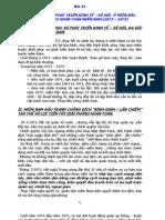 lịch sử lớp 12 -  Bài 23 - KHÔI PHỤC VÀ PHÁT TRIỂN KINH TẾ – XÃ HỘI  Ở MIỀN BẮC, GIẢI PHÓNG HOÀN TOÀN MIỀN NAM (1973 – 1975)
