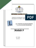 Modalidad de Estudios a Distancia Modulo 9