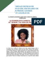 LISTA DE PREDICADORES FRAUDULENTOS (PARTES 1 y 2)