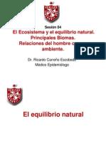 4-El ecosistema y el equilibrio natural 2008