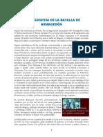 PROTAGONISTAS DE LA BATALLA DE ARMAGEDÓN