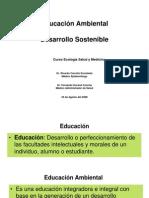 6-Educaci¢n Ambiental  Desarrollo Sostenible 2008