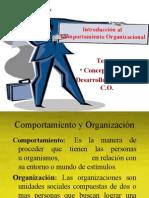 comportamiento organizacional U1