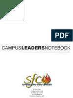 Apostila para líder universitário