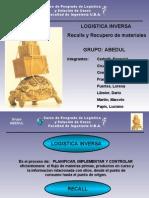 Logistica Inversa Presentacion