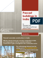 5 - Precast Structures in India - Sthaladipti Saha