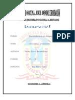 Lab Oratorio de Salmonella