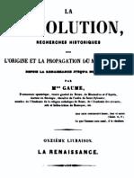 La Révolution (Tome 11)