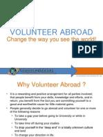 Volunteering Solutions - Affordable volunteering program worldwide
