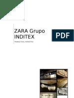 Trabajo Final Marketing Zara
