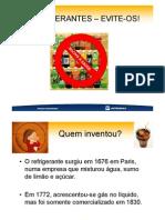 REFRIGERANTE E A SAUDE-ivael