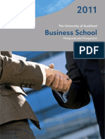 2011 Business School Pg Prospectus