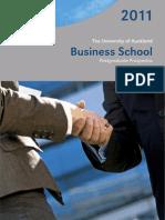 2011 Business School Pg Prospectus