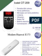 Catalogo TIGO Septiembre 2011