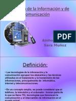 Tecnología de la Información y de la Comunicación
