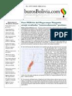 Hidrocarburos Bolivia Informe Semanal Del 03 Al 09 Octubre 2011