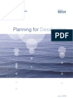 Planning for Desalination Report