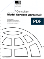 FIDIC-Client Consultant Model Service Agreement-3rd Ed 1998
