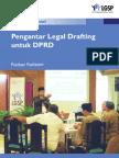 Pengantar Legal Drafting Untuk Dprd