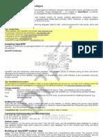 OpenERP Technical Memento v0.6.5 A4 Draft