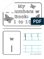 Number - Tracing