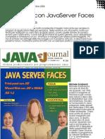 Primi passi con JavaServer Faces
