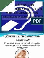 Personas Con ad Auditiva y de Comunicacin (3