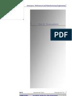 AERO2381 Part B Assessment Course Outline_March 2011_v2