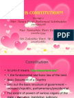 GROUP 1 -CONSTITUTION & CONSTITUTIONALISM