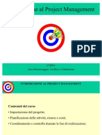 Slide Project Management